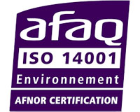 Certification ISO 14100