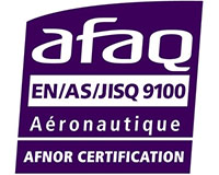 Certification ISO 9100